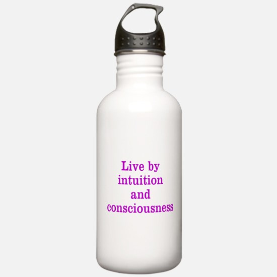 Intuition Consciousness Water Bottle