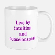 Intuition Consciousness Mugs