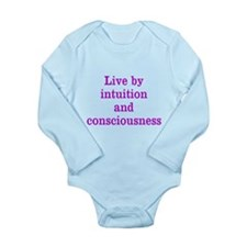 Intuition Consciousness Body Suit