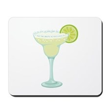 Margarita cocktail Mousepad