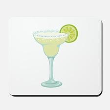 Margarita cocktail Mousepad