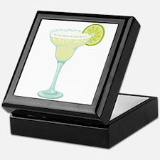 Margarita cocktail Keepsake Box
