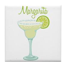 Margarita Tile Coaster
