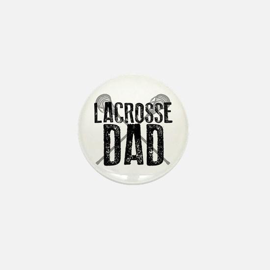 Lacrosse Dad Mini Button