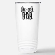 Lacrosse Dad Travel Mug