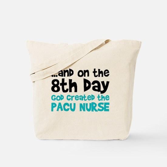 PACU Nurse Creation Tote Bag