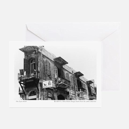"""Zion Hostel"" Photographic Art Cards (Pkg. of 6)"