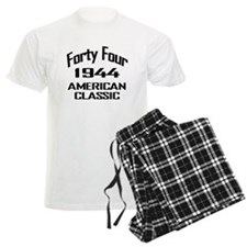1944, 70th Birthday Pajamas