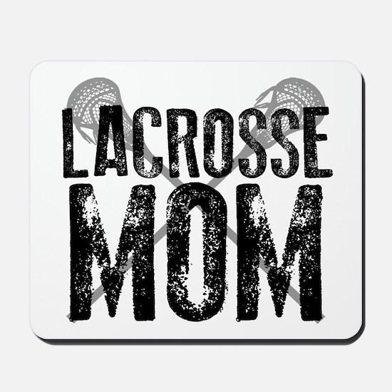 Lacrosse Mom Mousepad