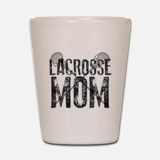 Lacrosse Mom Shot Glass