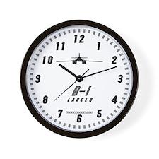 B-1 Wall Clock