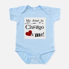 Aunt Chicago Body Suit