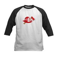 Fire Helmet Axe Baseball Jersey