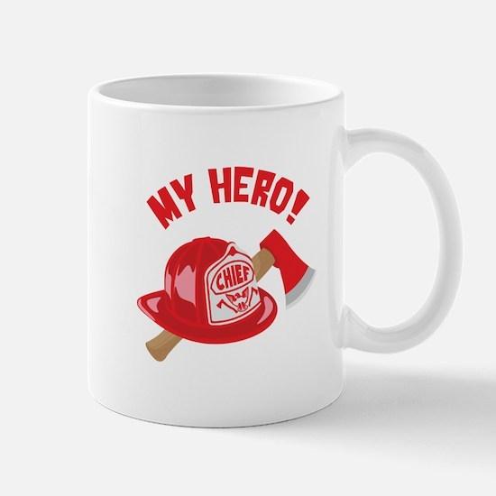 My Hero! Mugs