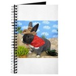 Lucca-Cowboy Bunny Journal