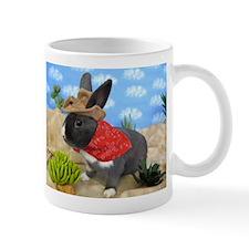 Lucca-Cowboy Bunny Mugs