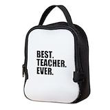 Best teacher ever Lunch Bags