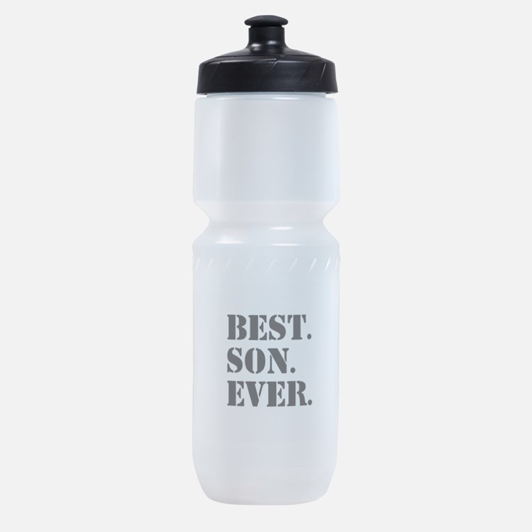 Best Son Ever Sports Bottle
