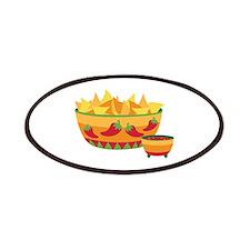 Tortilla chips salsa Patches