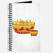 Tortilla chips salsa Journal