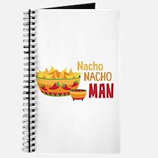 Nacho NACHO MAN Journal