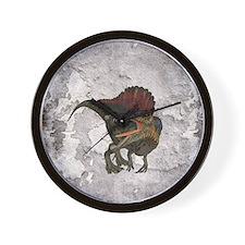 Spinosaurus Wall Clock