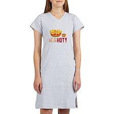 I Like My SALSA HOT! Women's Nightshirt