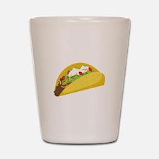 Taco Shot Glass