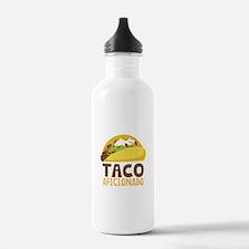 TACO AFICIONADO Water Bottle