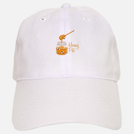 Honey Pot Baseball Baseball Baseball Cap
