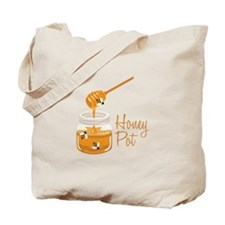 Honey Pot Tote Bag
