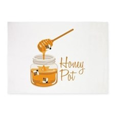 Honey Pot 5'x7'Area Rug