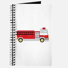 Fire Truck Journal