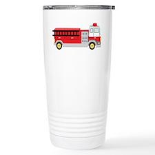 Fire Truck Travel Mug