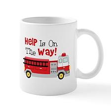 Help Is On The Way! Mugs