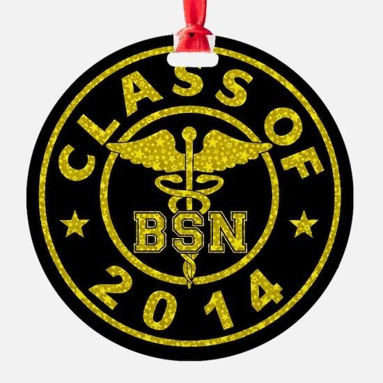 Class Of 2014 BSN Ornament