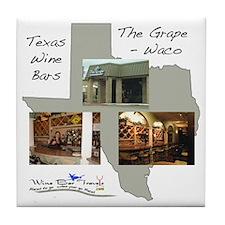 Waco Wine Bar Coaster
