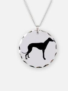 greyhound 2 Necklace