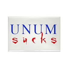 UNUM sucks Rectangle Magnet (10 pack)