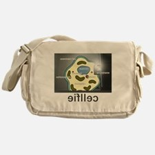 Cellfie Messenger Bag