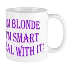 6x4 mid blonde deal Mugs