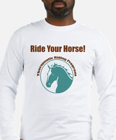 Unique Olympic equestrian Long Sleeve T-Shirt