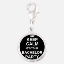Keep Calm its your Bachelor Party Charms