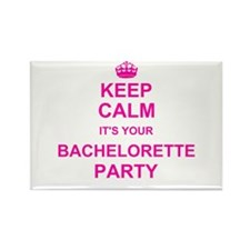 Keep Calm its your Bachelorette Party Magnets