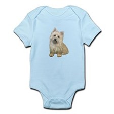 Cairn Terrier (#4B) Infant Bodysuit