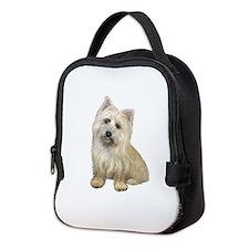 Cairn Terrier (#4B) Neoprene Lunch Bag