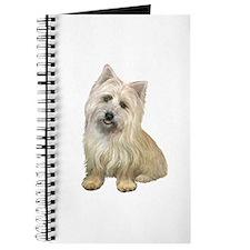Cairn Terrier (#4B) Journal