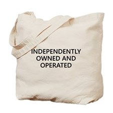 Independently Tote Bag