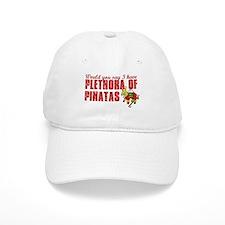 Plethora of Pinatas Baseball Baseball Cap