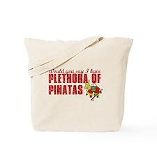Plethora of Pinatas Tote Bag